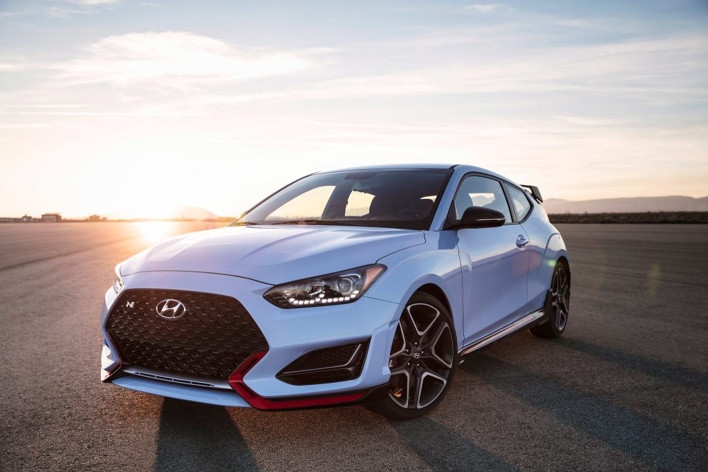 2020 Hyundai Veloster N, the most fun to drive car - Gossett Hyundai - Memphis, TN